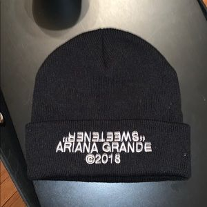 Accessories - Ariana Grande Sweetener World Tour 2019 Beanie